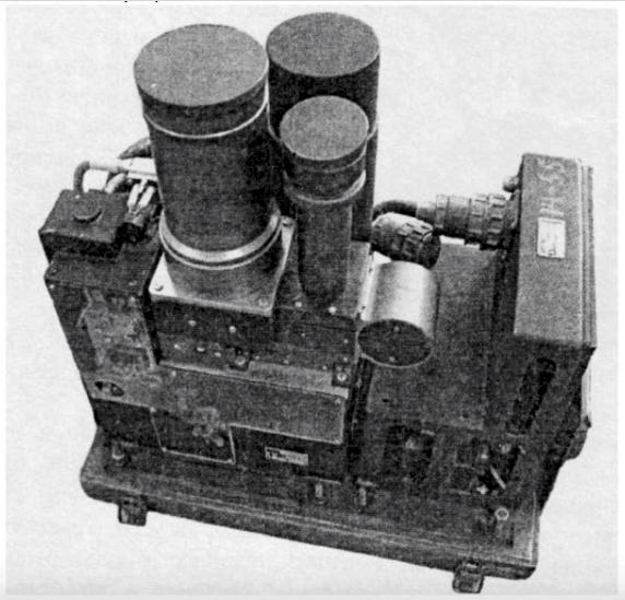 Комплекс бортовой фототелевизионной аппаратуры