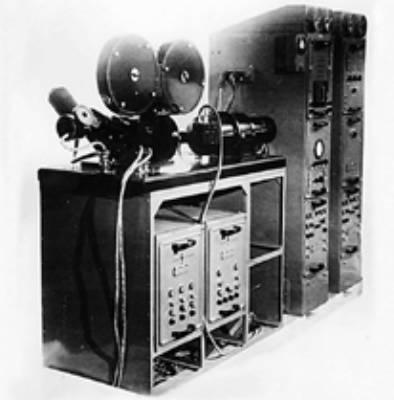 Киноустановка для фиксации снимков на 35-мм пленку