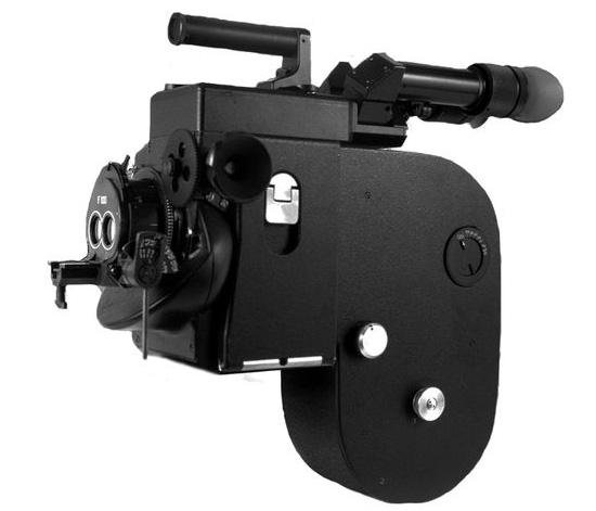 Кинокамера КСШРТ для съёмок в формате